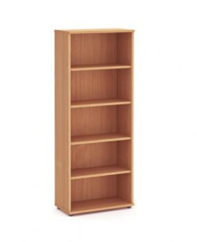 Beech 2000mm bookcase