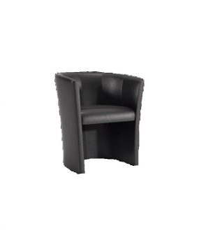 Single seat tub chair