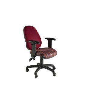 Heavy-duty operator chair