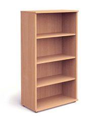 Beech 1600 high bookcase