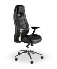 Victor executive faux leather chair