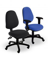 Heavy-duty operator chairs