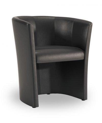 Single seat tub chair