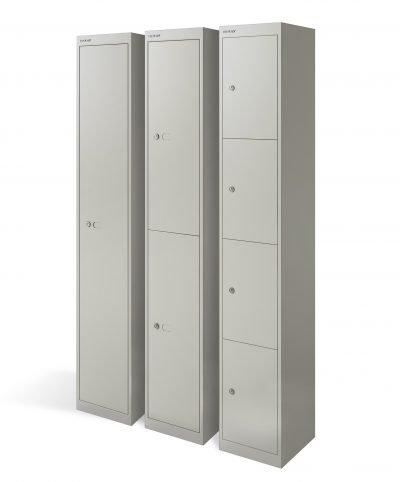 Bisley personnel lockers