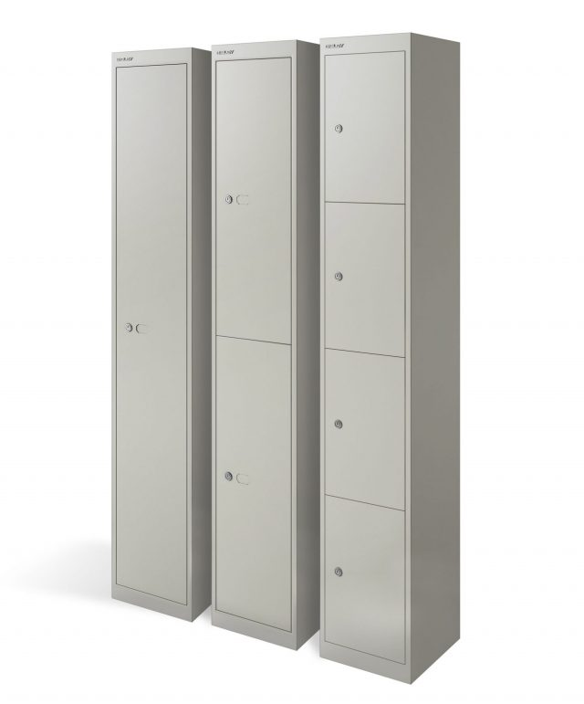 Bisley personnel lockers