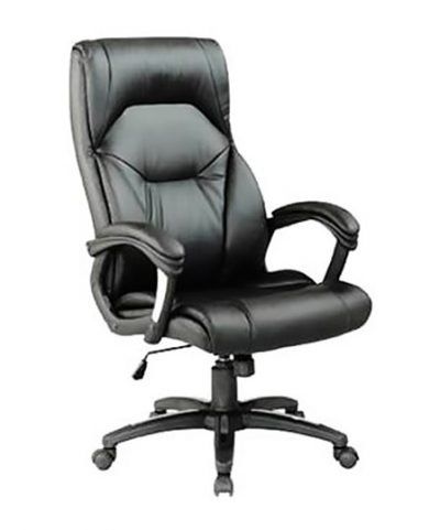 Clarence faux leather executive chair