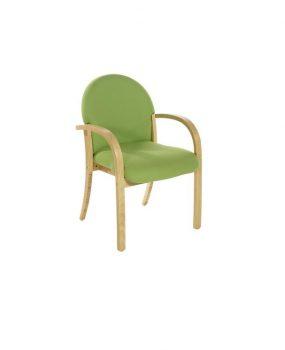 Alliance Lennox  wooden framed chair