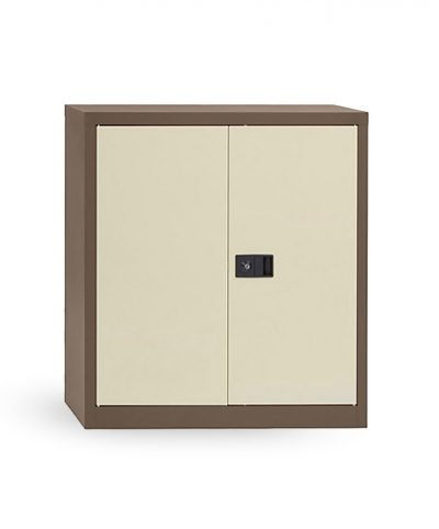 Bisley stationery cupboard 1000mm high