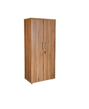 Walnut executive 1800 cupboard
