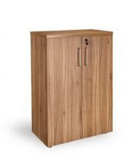 Walnut executive 1200 cupboard