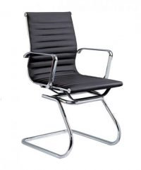 Eames style cantilever chair