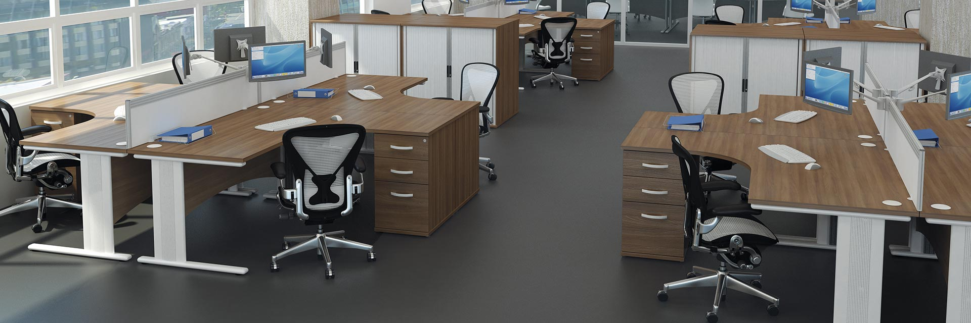 We Can Help Plan Your Perfect Office