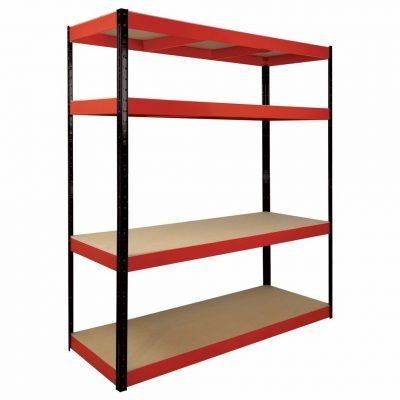 4 shelf racking Heavy duty