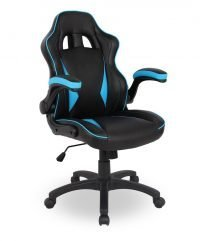 Scuff gaming style office chair