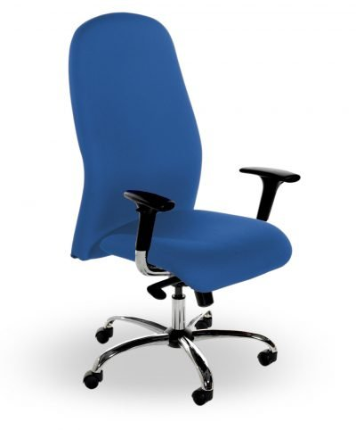 Leopard executive chair