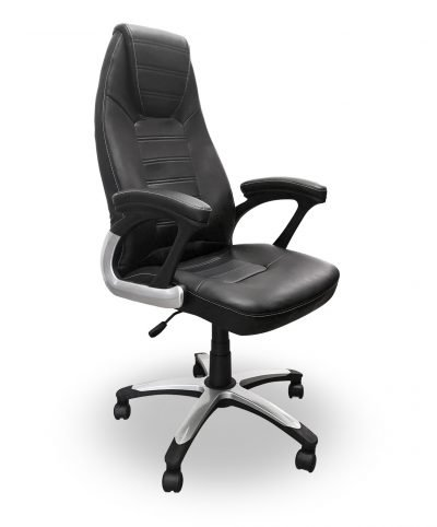Navigator faux leather executive chair
