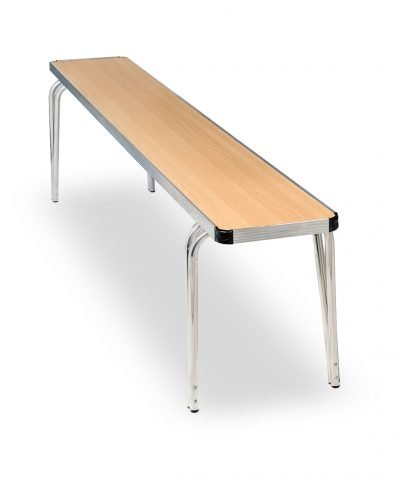 Contour stacking bench