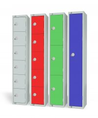 Elite storage lockers