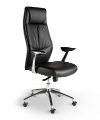 Trooper executive faux leather chair