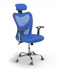 Heart mesh chair