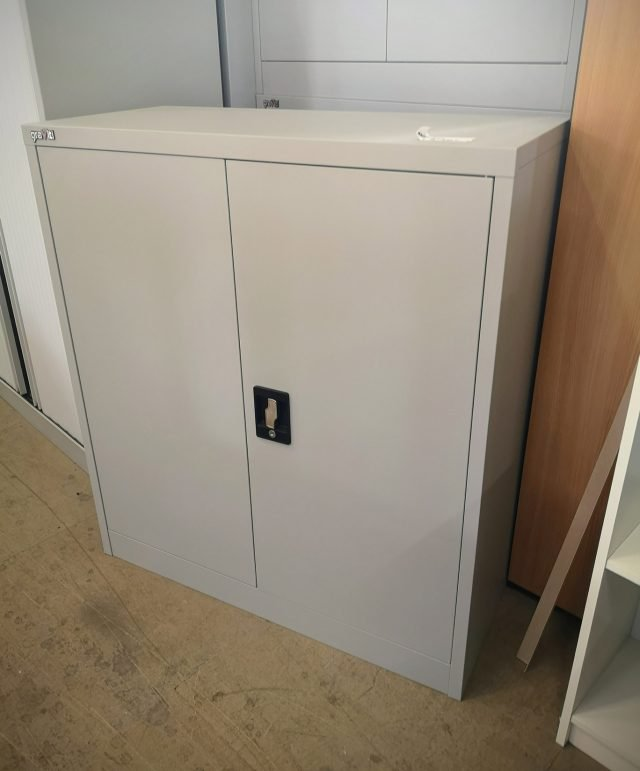 Second-hand half size stationery cabinets