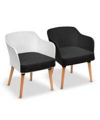 Farnes padded armchair