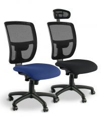 Peryton mesh operator chairs
